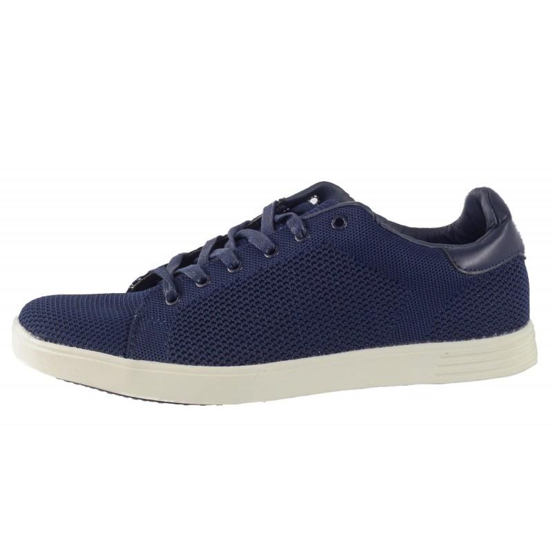 Мъжки спортни обувки с връзки Otas сини