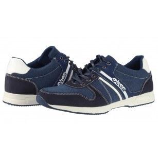 Мъжки спортно-ежедневни обувки Otas сини