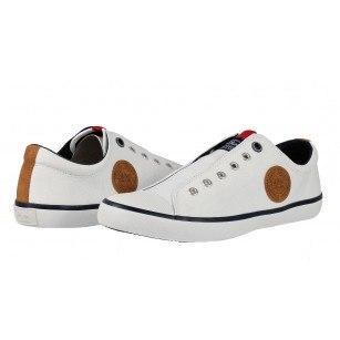 Мъжки спортни обувки S.Oliver бели