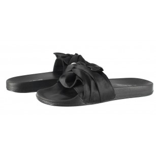 Дамски анатомични чехли S.Oliver черни