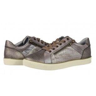 Дамски спортни обувки с връзки Sprox розови/металик