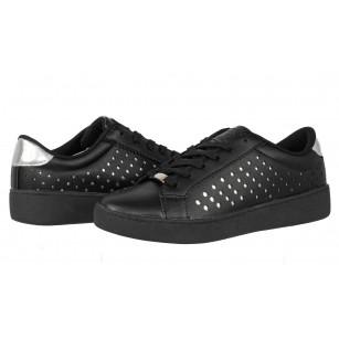 Дамски спортни обувки с връзки Sprox черни