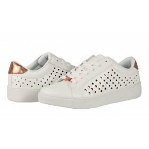 Дамски спортни обувки с връзки Sprox бели
