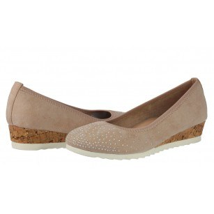 Дамски обувки на платформа Sprox розови