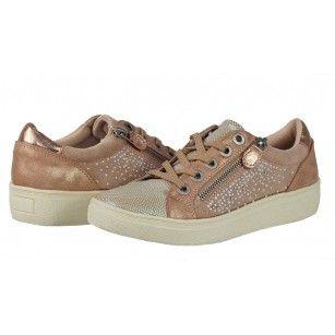 Дамски спортни обувки с връзки Sprox розови