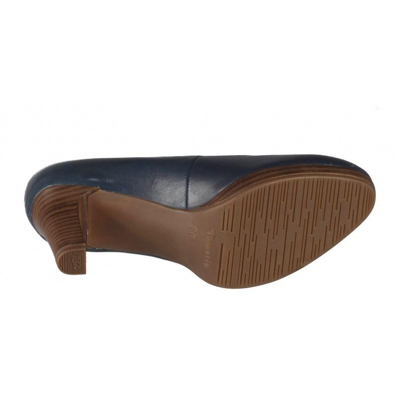 Дамски обувки на среден ток Tamaris 22410805