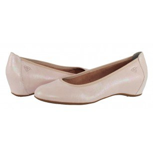 Дамски обувки на платформа Tamaris светло розови Тouch it