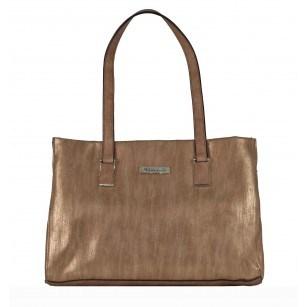 Дамска средна чанта Tamaris златиста