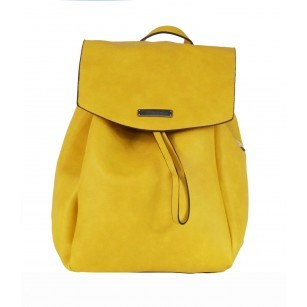 Дамска стилна раница Tamaris жълта