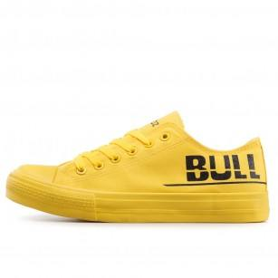 Дамски гуменки Bulldozer жълти