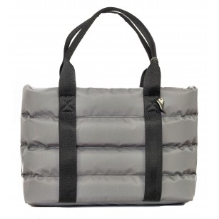 Дамска  стилна чанта Clarks Tasmin Bella  сива