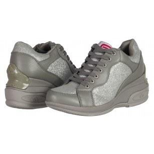 Дамски спортни обувки Fornarina сребристи
