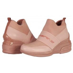 Дамски спортни обувки Fornarina розови