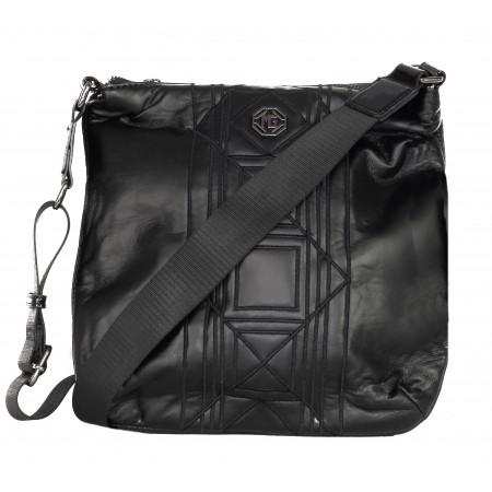 Дамска средна чанта Marina Galanti® черна