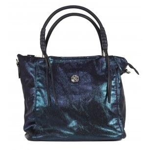 Дамска голяма чанта Marina Galanti blue