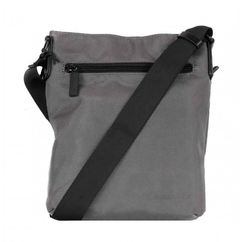 Малка мъжка чанта MG сива