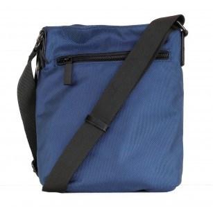 Малка мъжка чанта MG синя