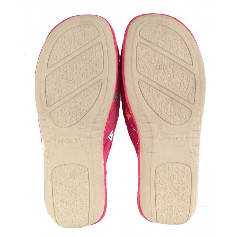 Дамски домашни чехли Spesita розови