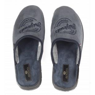 Мъжки анатомични домашни чехли Spesita сиви