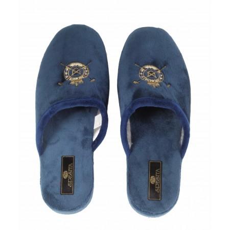 Домашни чехли Spesita сини