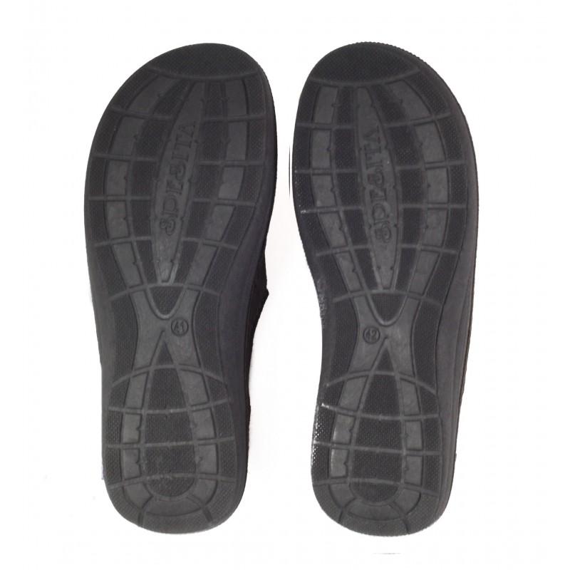 Мъжки ежедневни домашни чехли Spesita кафяви