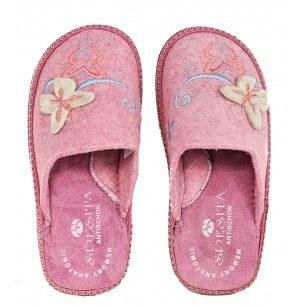 Детски домашни чехли анатомични  Spesita розови