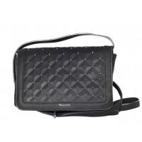 Дамска стилна малка чанта Tamaris черна