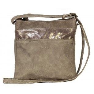 Дамска средна чанта Tamaris пепел