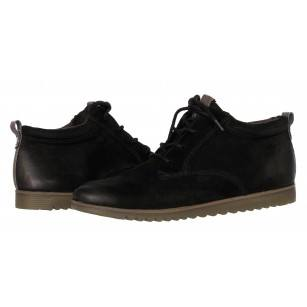 Дамски ежедневни обувки Tamaris мемори пяна черни