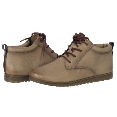 Дамски ежедневни обувки Tamaris мемори пяна кафяви