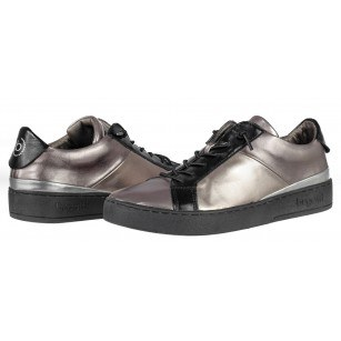Дамски спортни обувки Bugatti бронзови