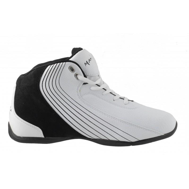 Спортни обувки Mania бели