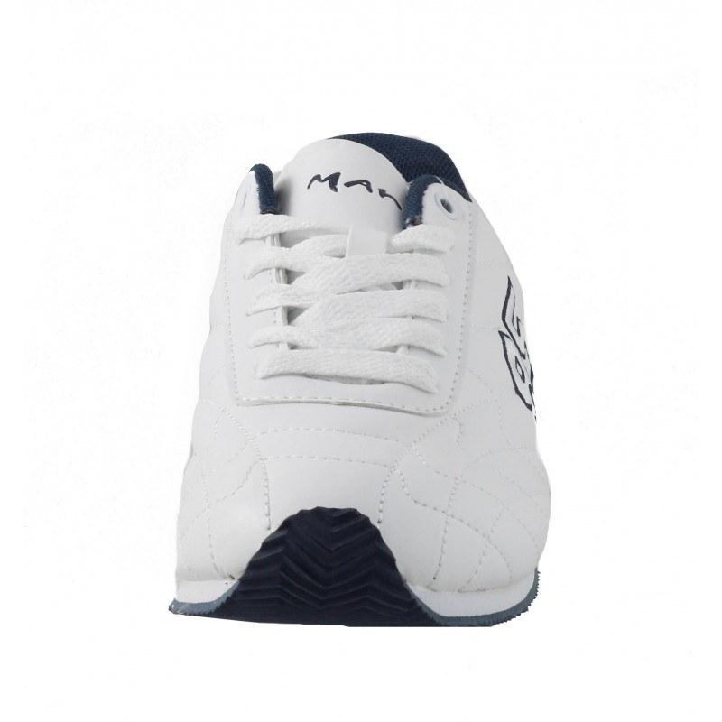 Мъжки спортно-ежедневни обувки Mania бели