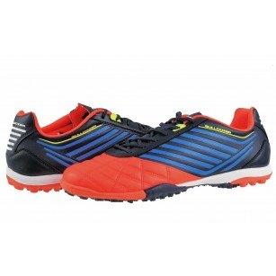 Мъжки маратонки Bulldozer сини/оранжеви