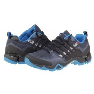 Юношески маратонки Bulldozer сини 36-40