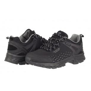 Мъжки спортни обувки Bulldozer черни