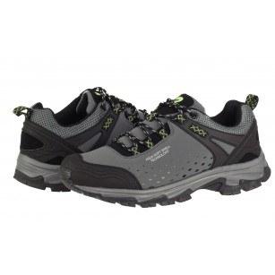 Мъжки спортни обувки Bulldozer сиви