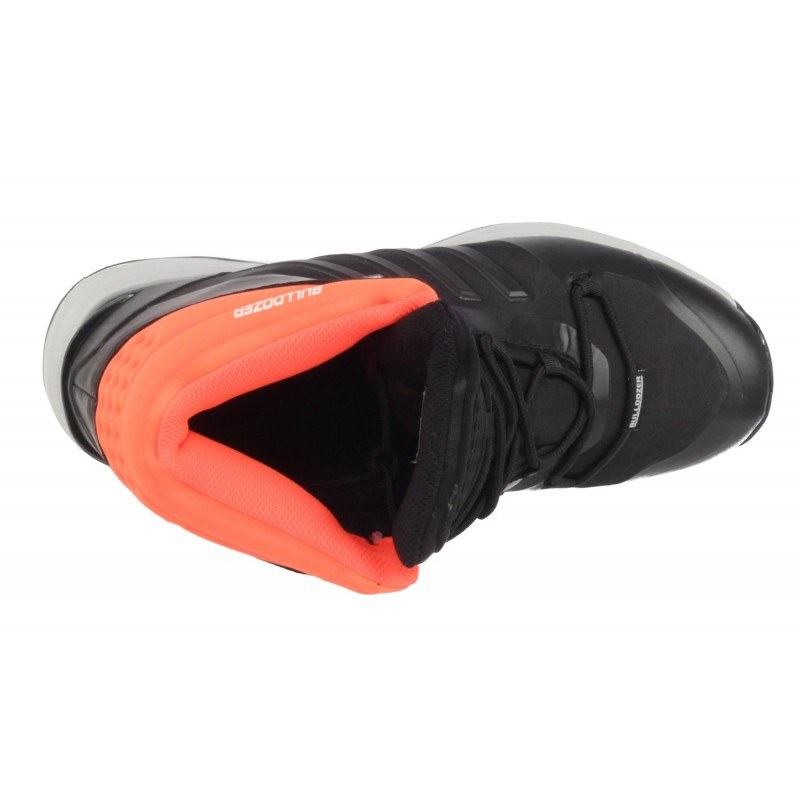 Мъжки спортни боти Bulldozer черни/oранжеви SoftShell