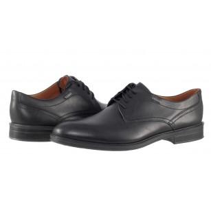Мъжки обувки от естествена кожа Clarks Chilver Walk GORE-TEX® НЕПРОМОКАЕМИ