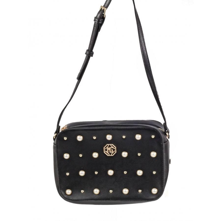 Дамска клъч чанта Marina Galanti® черна