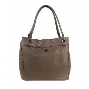 Дамска чанта Marina Galanti® Firenze бежова