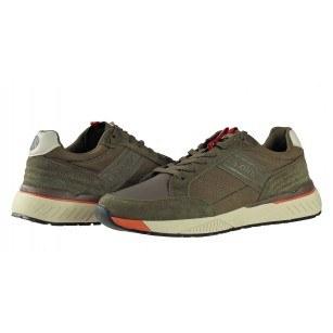Мъжки спортни обувки S.Oliver зелени