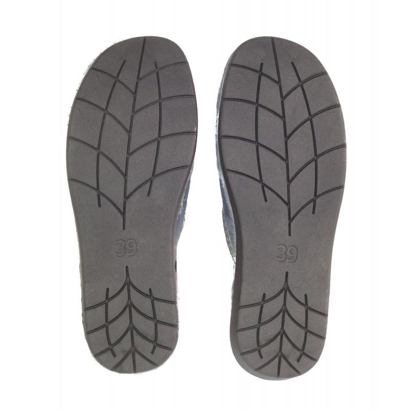 Дамски домашни чехли Spesita сиви