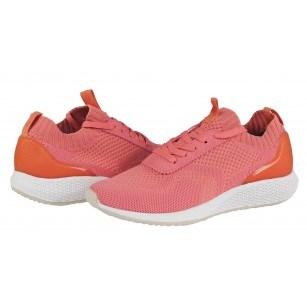 Дамски спортни обувки Tamaris Fashletics корал
