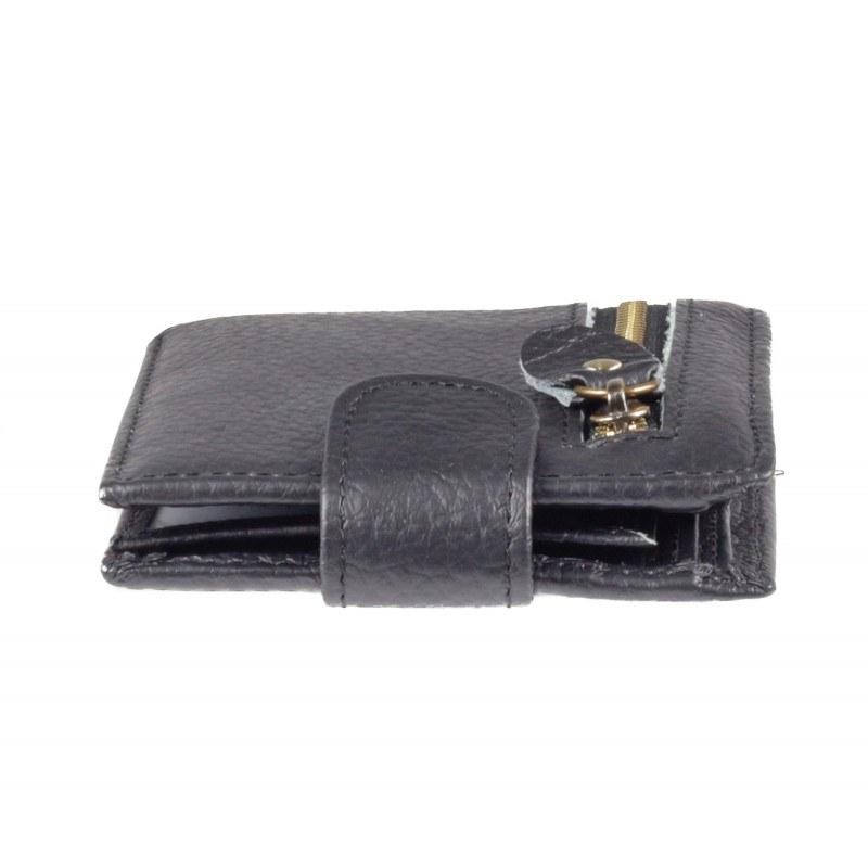 Мъжки портфейл от естествена кожа Cervo Zip