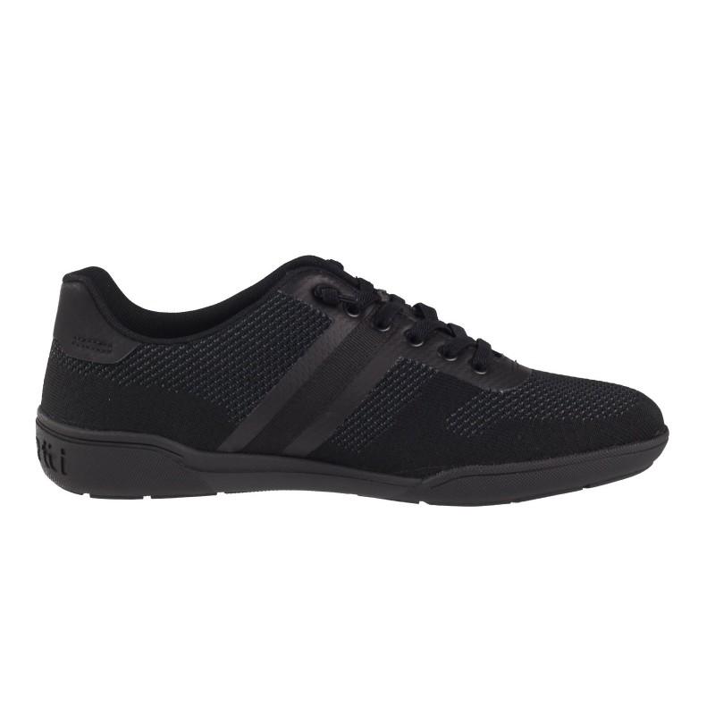 Мъжки спортни обувки с връзки Bugatti® Lake черни