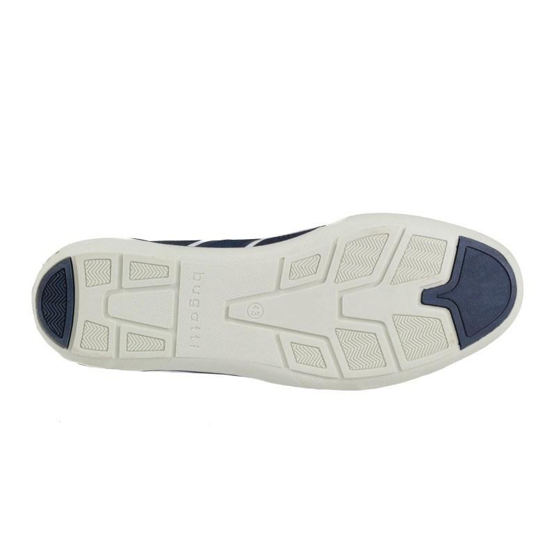 Мъжки спортни обувки с връзки Bugatti® Lake сини