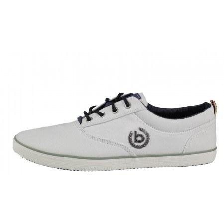 Мъжки спортни обувки с връзки Bugatti® ALFA бели