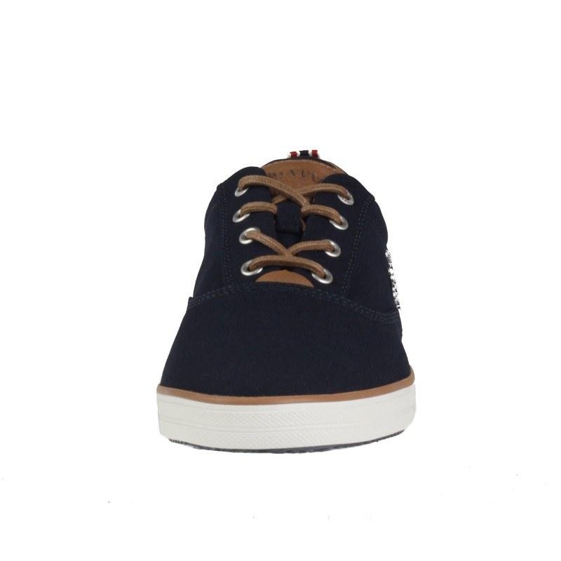 Мъжки спортни обувки с връзки Bugatti® ALFA тъмно сини