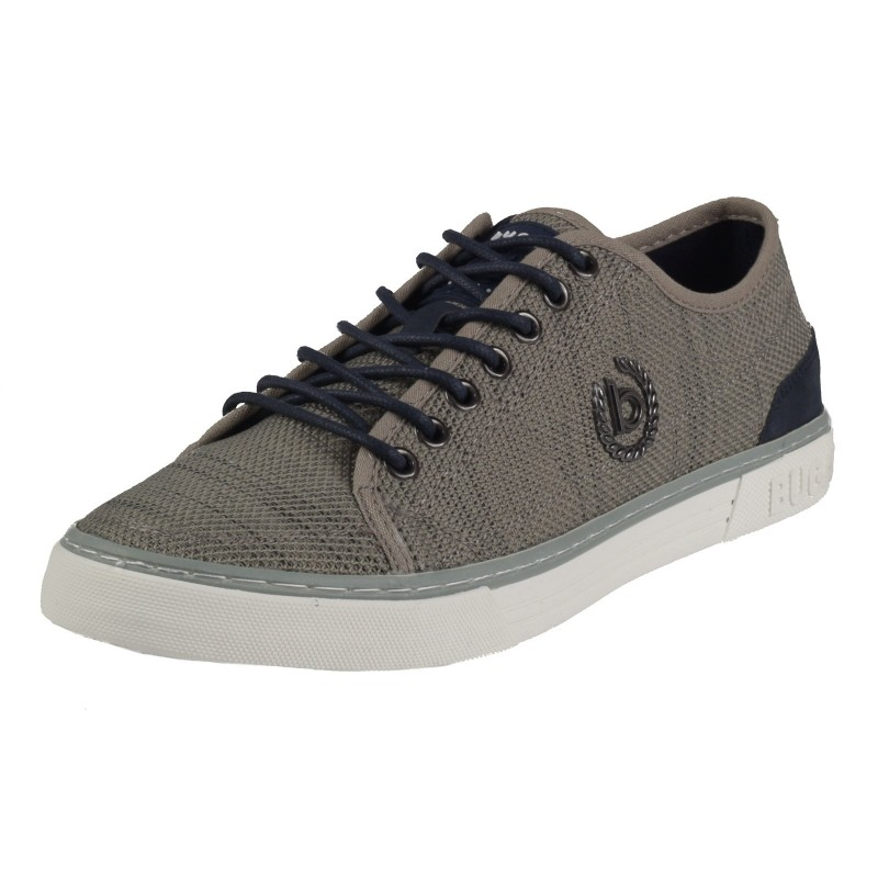 Мъжки спортни обувки с връзки Bugatti® Drome сиви